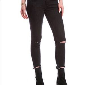 NWT Free people busted jeans